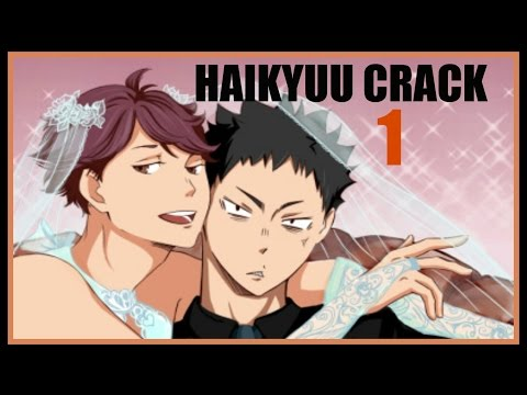 Haikyuu!! Crack #1 | Doovi
