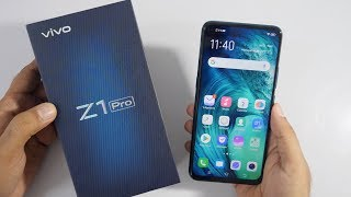 vivo Z1Pro Unboxing & Overview Power Packed Mid Ranger