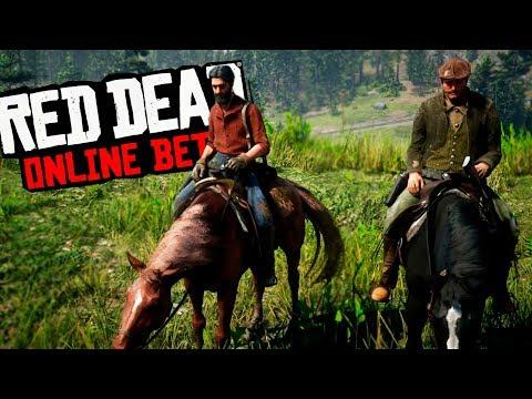 COMPA Y COMPAÑERO en Red Dead Online