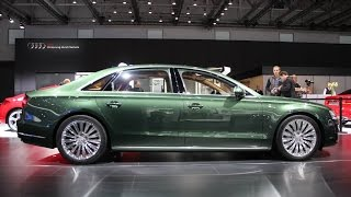 best cars ever 2016 audi a8 l w12 full review