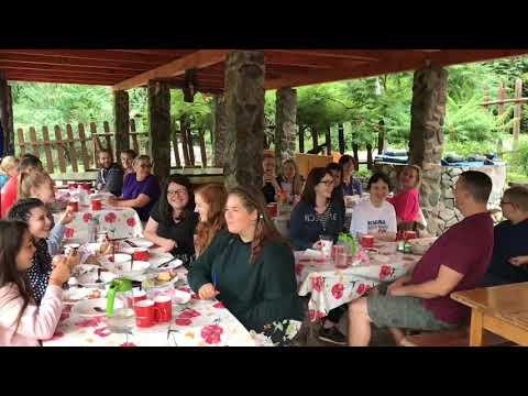 Romania 2017 - Setup and tour of camp