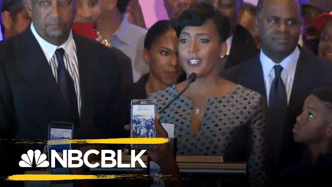 Atlanta Mayor Race May Be Too Close To Call | NBC BLK | NBC News