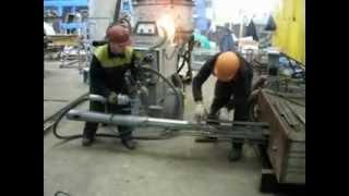 P2010046(Гидравлическая станция и домкрат для предварительного напряжения арматурного каната при производстве..., 2013-02-18T09:08:51.000Z)