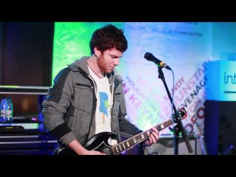 Enter Shikari - Fanfare For The Conscious Man LIVE on BBC Introducing... in Beds, Herts and Bucks