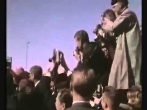 Toàn cảnh vụ ám sát tổng thống Kennedy