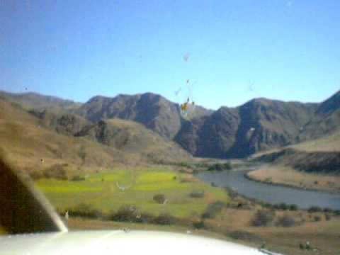 Temperance Creek Ranch landing