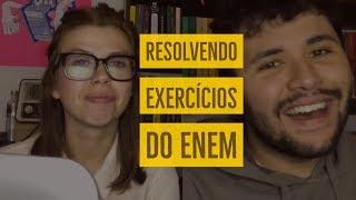 RESOLVENDO QUESTÕES DE LITERATURA DO ENEM