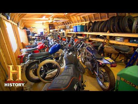 American Pickers: Massive Vintage Motorcycle Collection (Season 5) | History
