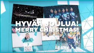 Hyvää joulua! | Merry Christmas!