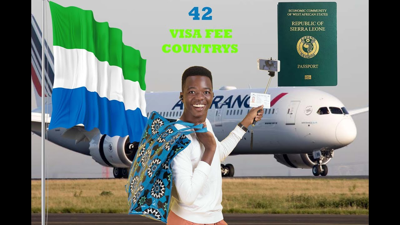 VISA FREE COUNTRIES FOR SIERRA LEONEANS 2020| Counties Sierra Leoneans can visit without visa