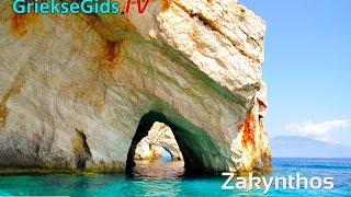 Eiland Zakynthos - De Griekse Gids