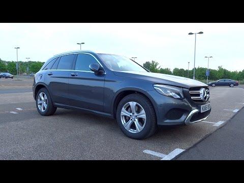 2016 Mercedes-Benz GLC 220 d 4MATIC Sport Premium Plus Start-Up and Full Vehicle Tour