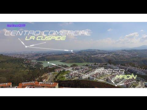 DGI Phantom 3 - PRIMER VUELO [4K]