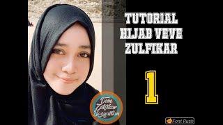 Tutorial Hijab Veve Zulfikar (Style 1)