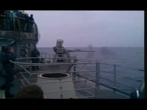 My Day Aboard USS Princeton (CG-59) Guided Missile Cruiser
