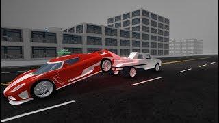 Roblox Vehicle Simulator [Beta] Tow Truck Trolling.