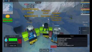 Roblox-GMP expedition to Mount Everest!