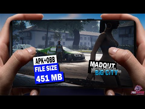 Madout 2 Open Big City Android - Apk+Obb - Best Open World Android Game - Download Now - 동영상