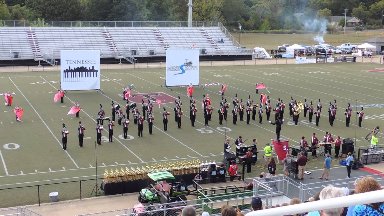 Alabama saint clair county odenville - Scchs St Clair County High School Sound Of The Saints Mid South Band Competition 2014 Youtube
