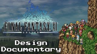 Final Fantasy XI : How Difficulty Built a Community - Design Documentary