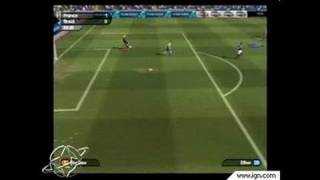 World Tour Soccer 2002 PlayStation 2 Gameplay_2001_11_30_2