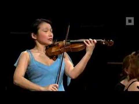 Saeka Matsuyama - Beethoven violin sonata No.4 3mov