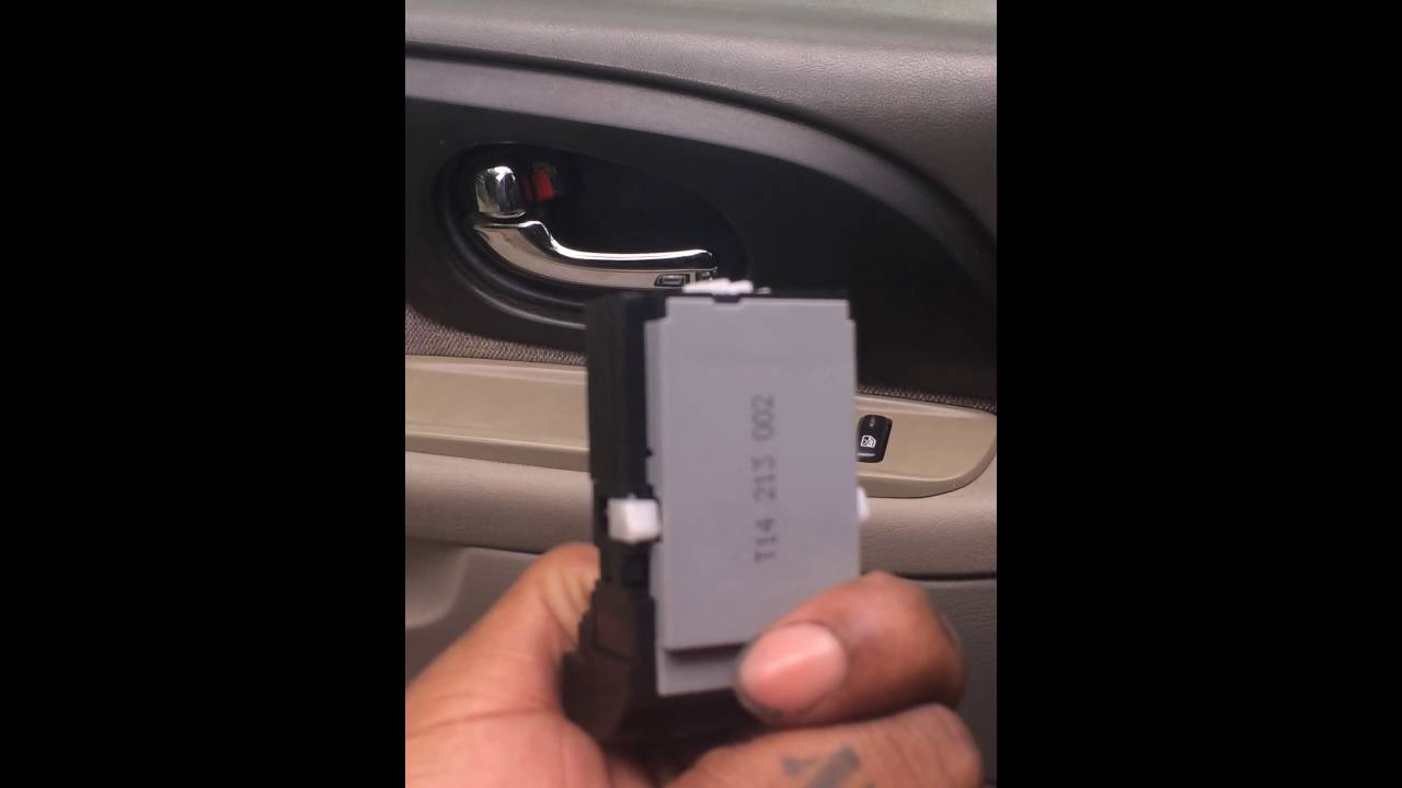 Maxresdefault on Car Climate Control Switch