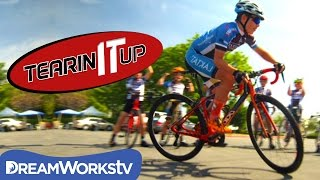 Inspirational Cycling Team Goes the Distance | TEARIN' IT UP