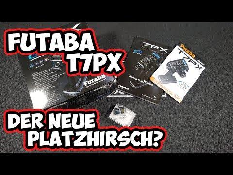DerShoemaker - Futaba T7PX - Der Neue Platzhirsch? - Teil1