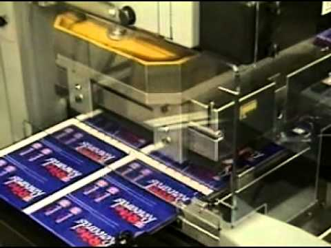 Steel Rule Die Cutting System - Spartanics M500