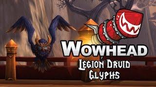 Legion Druid Glyphs