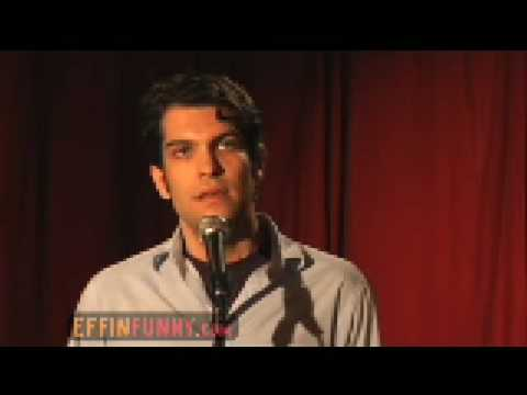 Dan Mintz Effinfunny Stand Up  Bulimic Strippers