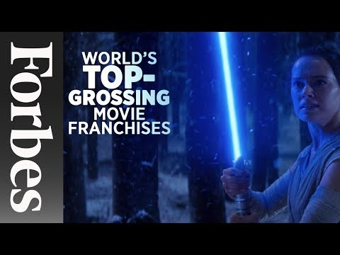 World's Top-Grossing Movie Franchises (2016) | Forbes