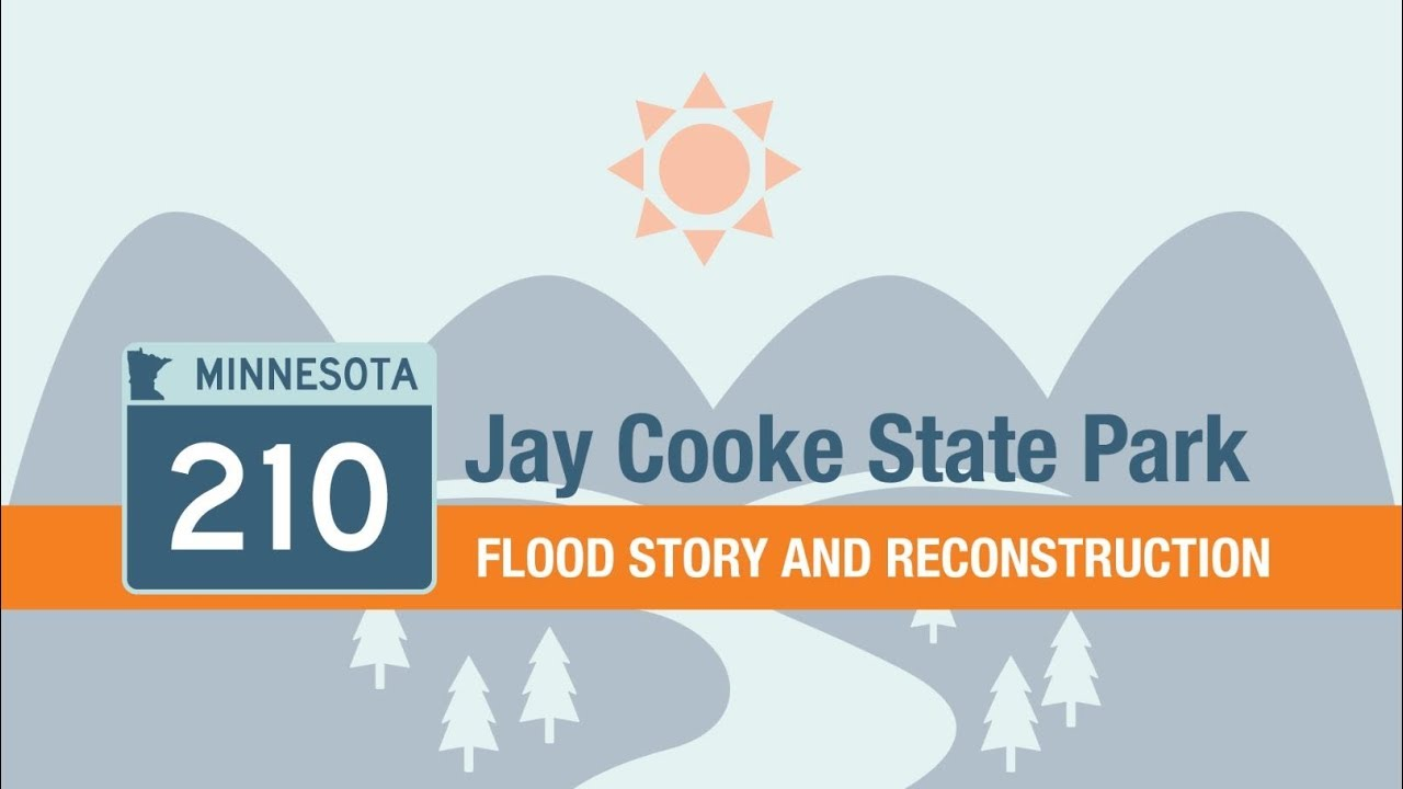MnDOT | Hwy 210, Flood story and reconstruction