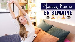 Ma routine du matin : efficacité et bien-être | MORNING ROUTINE