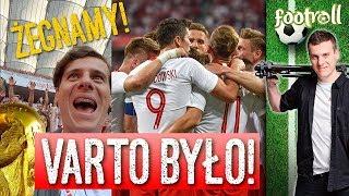 Piękne pożegnanie kadry! Stadion Narodowy - Polska 4:0 Litwa