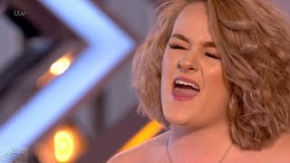 The X Factor UK 2017 Grace Davies Auditions Full Clip S14E01