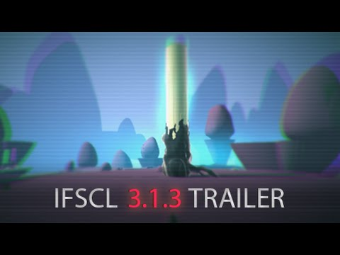 IFSCL 3.1.3 - Official Trailer [Code Lyoko Game]