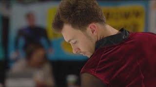 Дмитрий Алиев. Короткая программа. Мужчины. Skate America. Гран-при по фигурному катанию 2019/20