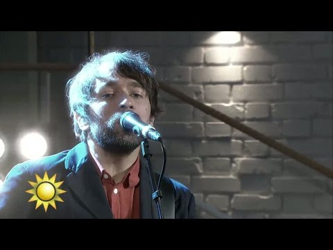 Peter Bjorn and John - Breakin' point (Live) - Nyhetsmorgon (TV4)
