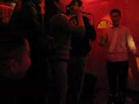 Korean Toilet Paper Throwing Karaoke