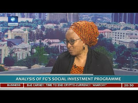 Analysing FGs Social Investment Programme | Dateline Abuja |