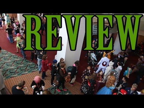 Anime Milwaukee 2016 Review