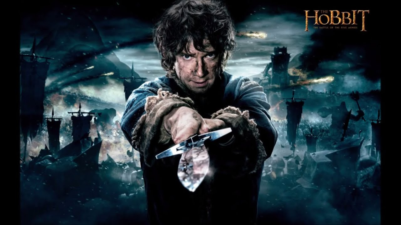 The Last Goodbye: The Hobbit The Battle of the Five Armies Song