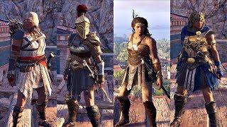 Legendary Athenas Outfit Kassandra Xfgd