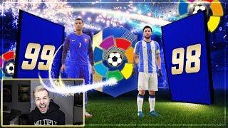 FIFA 18: XXL LA LIGA TOTS Lightning Rounds PACK OPENING