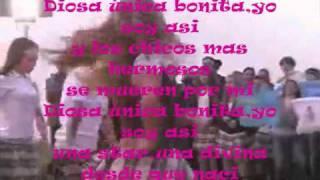 Il mondo di Patty Le Divine Karaoke Diosa unica bonita Las Divinas
