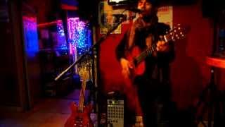 La Bruga by JANO ARIAS Open Sunday Musik CASA LATINA (Bordeaux 17-11-2013)