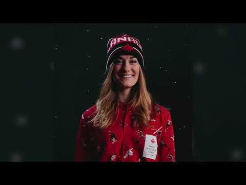 Team Canada Celebrates Pyeongchang 2018 Kit with Hudson's Bay and Flixel