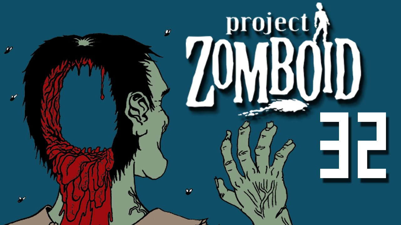 Ecky Plays Project Zomboid S06 E32 Roofing Youtube